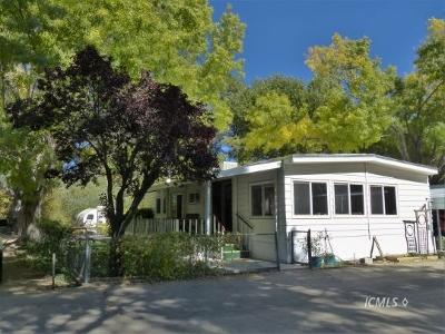 Big Pine, Bishop Mobile Home For Sale: 843 N Barlow Ln #4