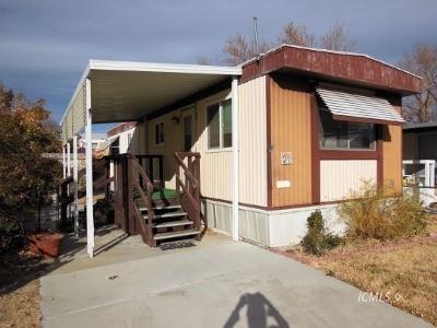 Bishop Mobile Home Pending: 198 Maciver #21