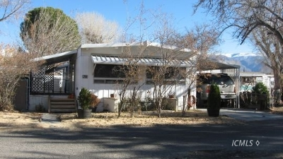 Bishop Mobile Home For Sale: 771 N. Main St. #70