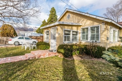 Big Pine, Bishop Single Family Home Pending: 141 Blake Rd