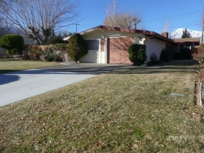 Big Pine, Bishop Single Family Home For Sale: 255 Meadow Ln
