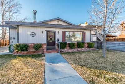 Big Pine, Bishop Single Family Home Pending: 424 May St