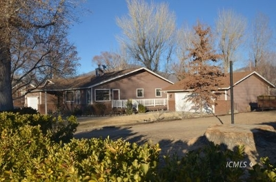 Big Pine Single Family Home For Sale: 132 Mountain Dr