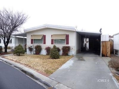 Big Pine, Bishop Mobile Home For Sale: 2263 McGalliard Ave