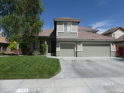 Bishop Single Family Home For Sale: 1728 Shoshone Dr