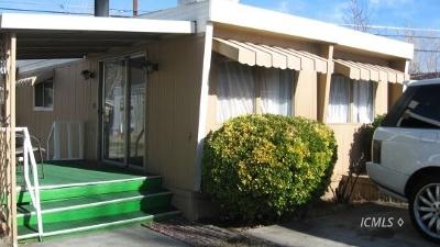 Bishop Mobile Home Pending: 1424 Glenwood Lane