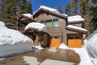 Mammoth Lakes Single Family Home For Sale: 318 St. Anton Circle