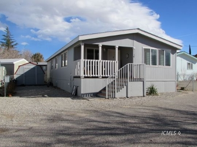 Big Pine Mobile Home For Sale: 700 Glacier Lodge Rd. #16