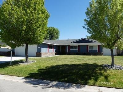 Big Pine, Bishop Single Family Home For Sale: 113 Juniper Rd