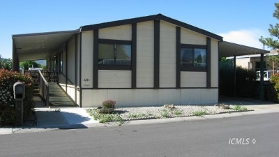 Bishop Mobile Home For Sale: 2244 Darby Ave.