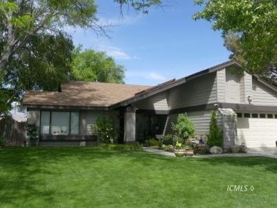 Big Pine, Bishop Single Family Home Pending: 1411 Bear Creek