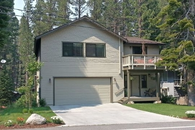 Mammoth Lakes Single Family Home For Sale: 2186 Old Mammoth Road
