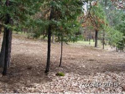 Murphys Residential Lots & Land For Sale: Forest Meadows Drive #1E Lot 3