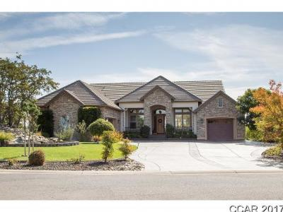 Ghc - Greenhorn Creek, Sad - Saddle Creek Subdivision, Fms - Forest Meadows Single Family Home For Sale: 161 Leaf Crest Ct