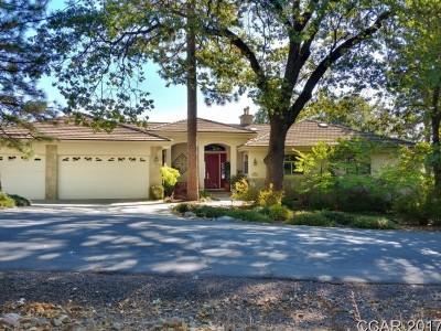 Murphys Single Family Home For Sale: 5647 Wylderidge Dr