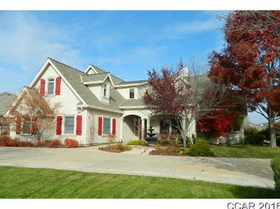 Ghc - Greenhorn Creek, Sad - Saddle Creek Subdivision, Fms - Forest Meadows Single Family Home For Sale: 2409 Oak Creek Dr.