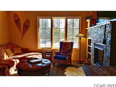 Bear Valley Single Family Home For Sale: 45 Eberhardt Circle
