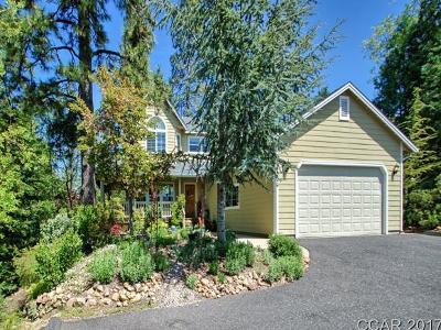 Murphys Single Family Home For Sale: 516 Sugarbush Lane