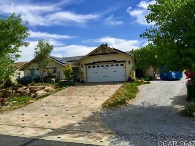 Copperopolis Single Family Home For Sale: 2141 Quail Hill