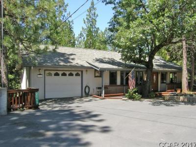 Arnold Single Family Home For Sale: 2165 Manzanita