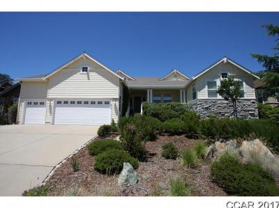 Angels Camp Single Family Home For Sale: 210 Smith Flat