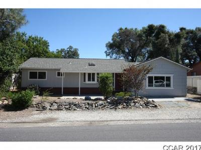 Angels Camp Single Family Home For Sale: 531 San Joaquin Avenue