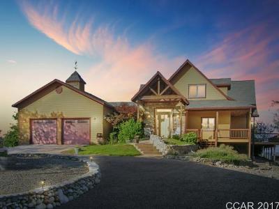 Murphys Single Family Home For Sale: 300 Thompson Rd.