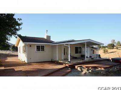 Angels Camp Single Family Home For Sale: 7387 Riata Way