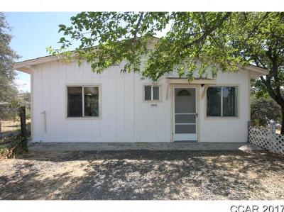Vallecito Single Family Home For Sale: 2955 Bowling Green Dr