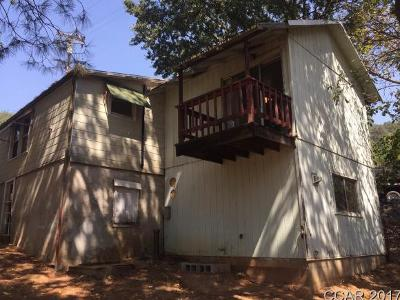 Angels Camp Single Family Home For Sale: 1650 Main St