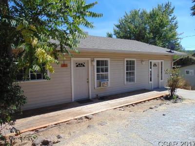 Angels Camp Single Family Home For Sale: 1241 S Summit Rd