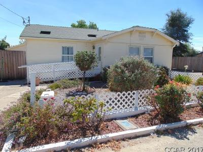 Angels Camp Single Family Home For Sale: 231 Monte Verde Street