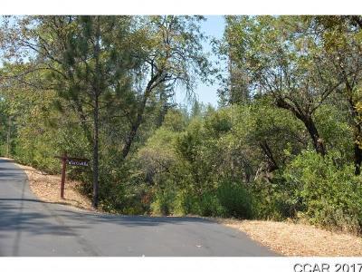 Murphys Residential Lots & Land For Sale: 3005 Wild Oak Rd. #Parcel 5
