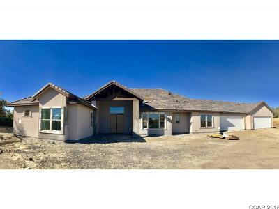 Angels Camp, Arnold, Avery, Bear Valley, Camp Connell, Copperopolis, Dorrington, Douglas Flat, Hathaway Pines, Mokelumne Hill, Mountain Ranch, Murphys, Paloma, Railroad Flat, San Andreas, Sheep Ranch, Vallecito, Valley Springs Single Family Home For Sale: 7 Summit Ln