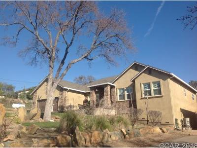 Valley Springs Single Family Home For Sale: 5835 Treosti Place