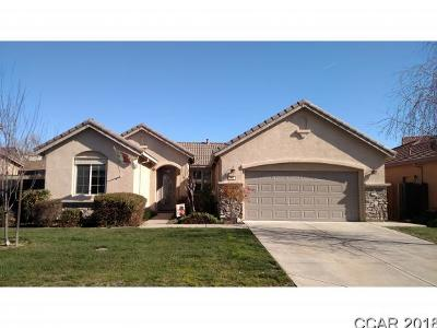 Valley Springs Single Family Home For Sale: 127 Gold Dust Dr