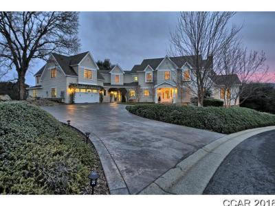 Ghc - Greenhorn Creek, Sad - Saddle Creek Subdivision, Fms - Forest Meadows Single Family Home For Sale: 624 Springhouse Rd