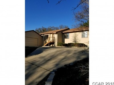 Valley Springs Single Family Home For Sale: 2679 Stagecoach Dr