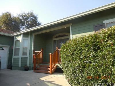 Lcw - La Contenta Single Family Home For Sale: 550 Silver Road