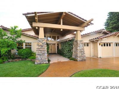 Calaveras County Single Family Home For Sale