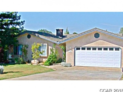 Lcw - La Contenta Single Family Home For Sale: 2549 Vista Del Lago Dr