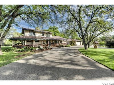 Vallecito Single Family Home For Sale: 3860 Poag Rd.