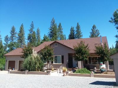 Mokelumne Hill Single Family Home For Sale: 996 Ridge Road #34