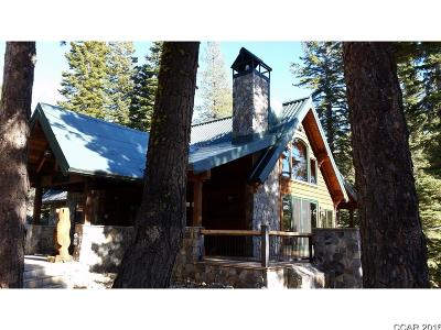 Bear Valley Single Family Home For Sale