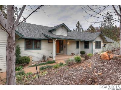 Mokelumne Hill Single Family Home For Sale: 14499 Jesus Maria Rd