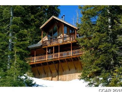 Bear Valley Single Family Home For Sale: 128 Avalanche