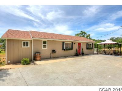 Calaveras County Single Family Home For Sale: 1137 Cheyenne