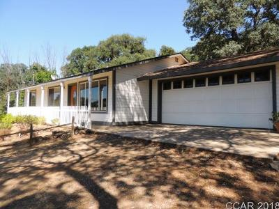 Valley Springs Single Family Home For Sale: 7445 Westhill
