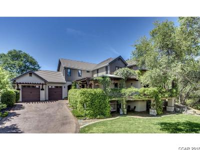 Angels Camp CA Single Family Home For Sale: $1,750,000