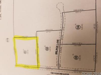 Valley Springs Residential Lots & Land For Sale: Southworth Road #1